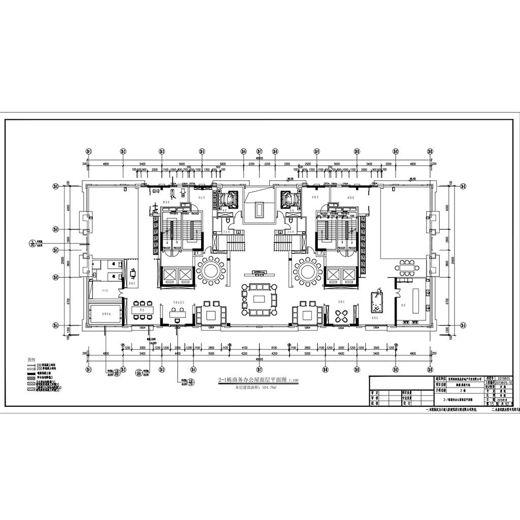 海原高新天地 新古典风格装修效果图 普通住宅 1800㎡装修设计理念