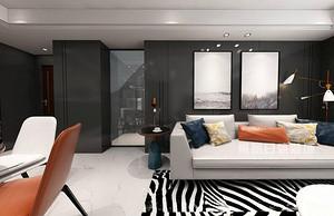 房屋装饰客厅墙漆适合什么颜色 客厅墙刷漆注意事项