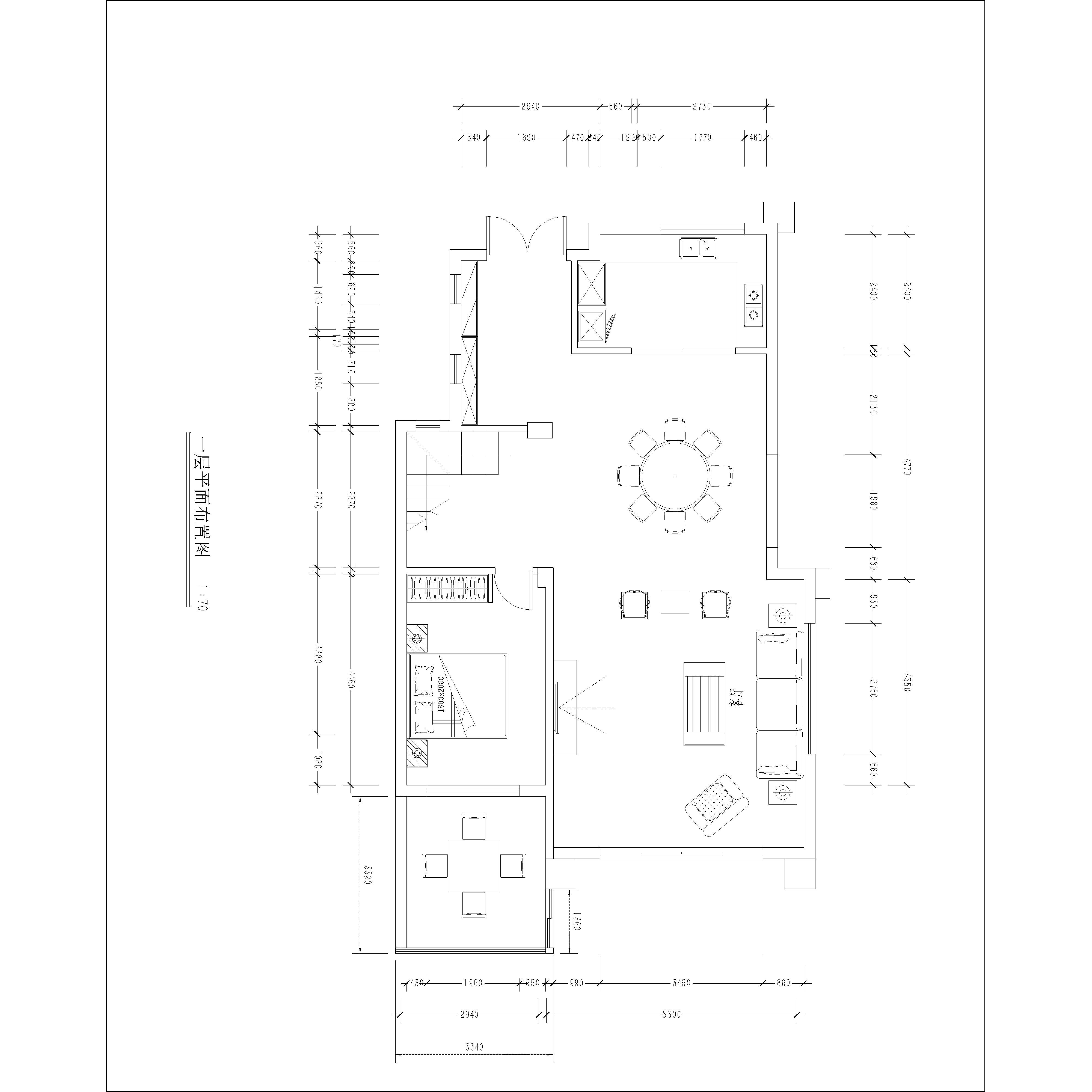 白沙郡 新中式风格装修效果图 别墅 450㎡装修设计理念
