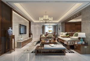 深圳十大家装公司精品案例-新中式风格装修设计分享