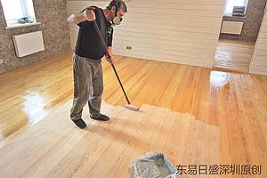 2018新木地板安装工艺流程分享-深圳东易日盛