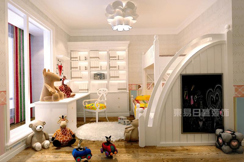 儿童房装修效果图7