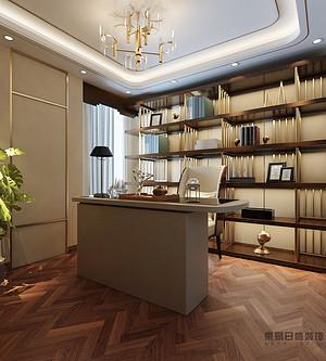 郑州书房装修注意事项有哪些?几招轻松打造优质书房
