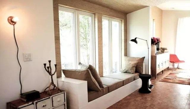 飘窗改造方案,从此多出一间房间