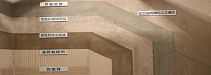 瓷砖铺贴哪种工艺省钱省空间?瓷砖薄贴法你知道吗?