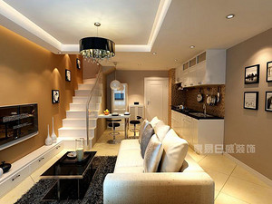 复式房装修设计技巧,让你拥有一个完美的复式家装