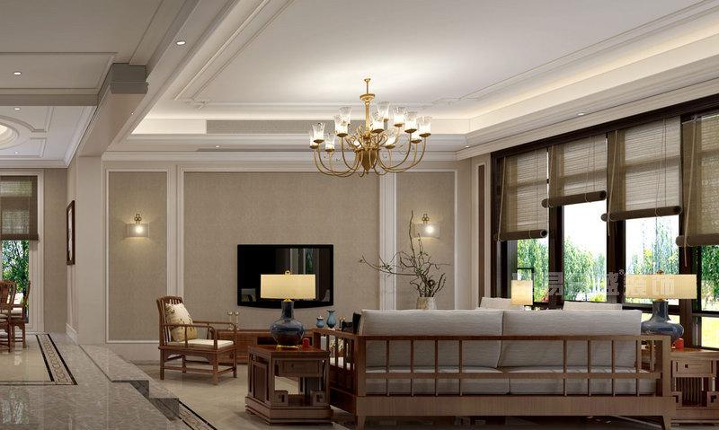 400平米的别墅足够几代人共同生活了,空间的宽敞,使得装修起来会更自由任性些。如果在装修风格上,无法满足所有人的需求,那么建议最好以现代中式风格为主,它简单不复杂,舒适不奢华,色调柔和不花哨,总之是最好的选择。那接下来分享一款400平米别墅装修设计图,这是别墅的设计,整个空间都非常饱满舒适,一起感受其中的惬意。