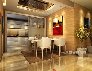 设计开放式厨房的条件有哪些?