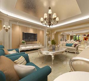 客厅装修设计不做电视墙因为有更好的选择