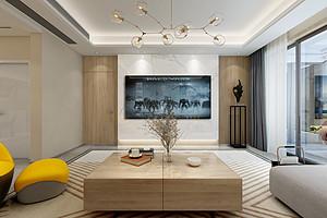 佛山260平房子怎么装修好?这套现代风格四居室装修案例参考一下