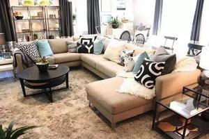 沙发清洗攻略,提高客厅颜值