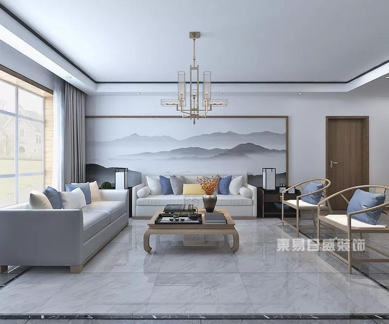 解析:武汉新中式装修效果图,你惊艳到了吗?