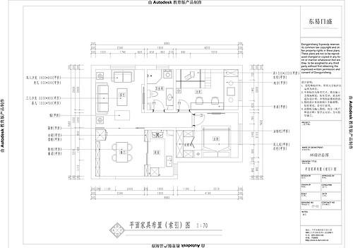 欣欣嘉园-98平米-新古典风格装修案例效果图装修设计理念