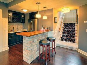 家庭吧台的装修设计方式
