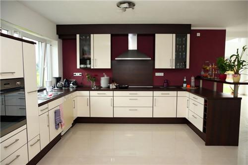 廚房裝修怎樣選材?
