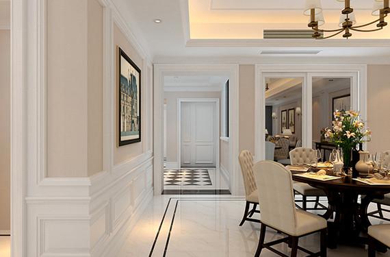 重庆房屋装修石膏线吊顶这样装修设计实用美观