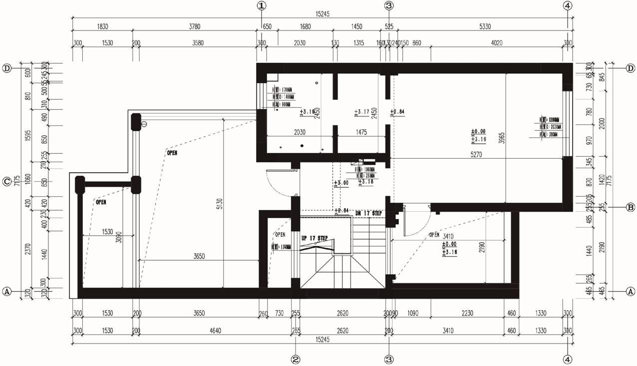 绿地太湖城120平米现代简约风格装修效果图装修设计理念