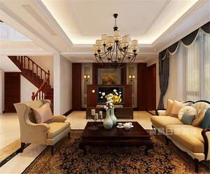室内装修设计,美式风格解析