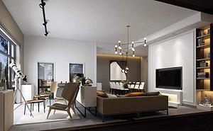 北京别墅客厅装修如何做到外观与实用性兼顾?