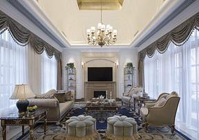 杭州十大装修公司排名中哪家别墅室内设计好一点儿?