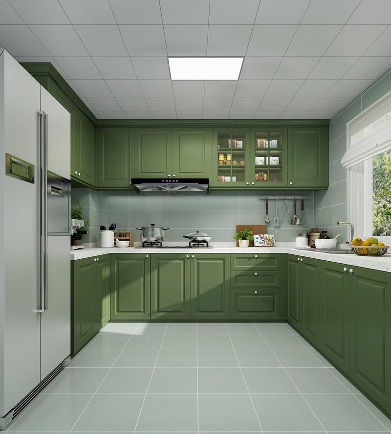 厨房装修这样做,才配得上厨房
