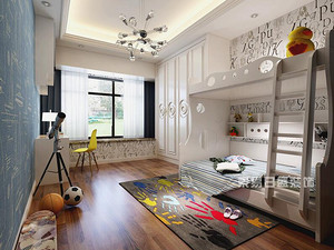 儿童房装修妙招 打造孩子们喜欢的专属空间