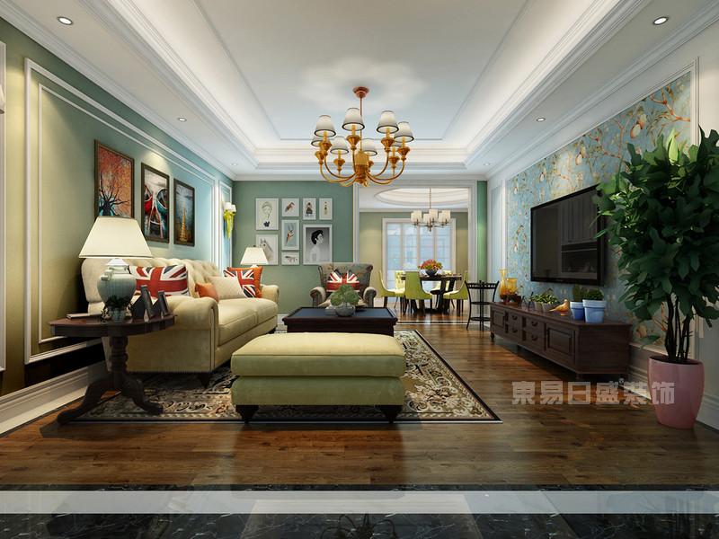 6套欧式简约风格家庭装修效果图