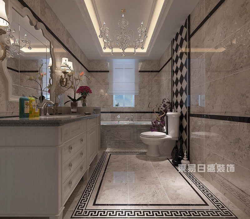 卫生间装修时,干湿分离怎么做比较好?