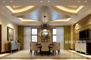 杭州别墅新中式装修风格设计