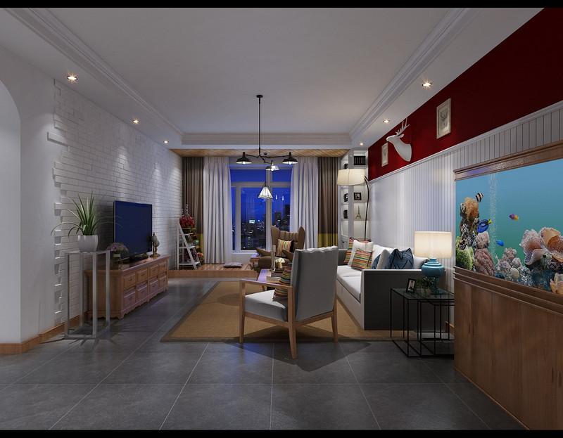 兰州室内装修灯光设计图片