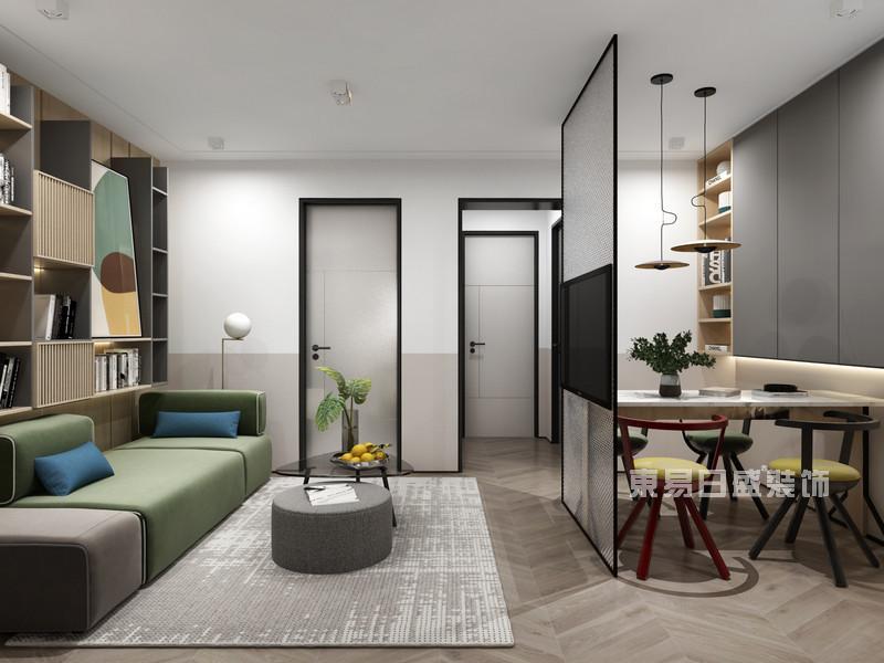 小戶型設計-客廳裝修效果圖