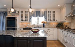 厨房装修橱柜台面怎么选择?除了大理石还有更多好的选择!