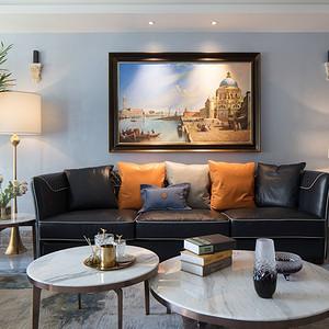 客厅墙颜色搭配技巧,装饰符合自己意愿的墙面