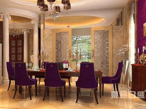 家装时餐厅该如何合理规划