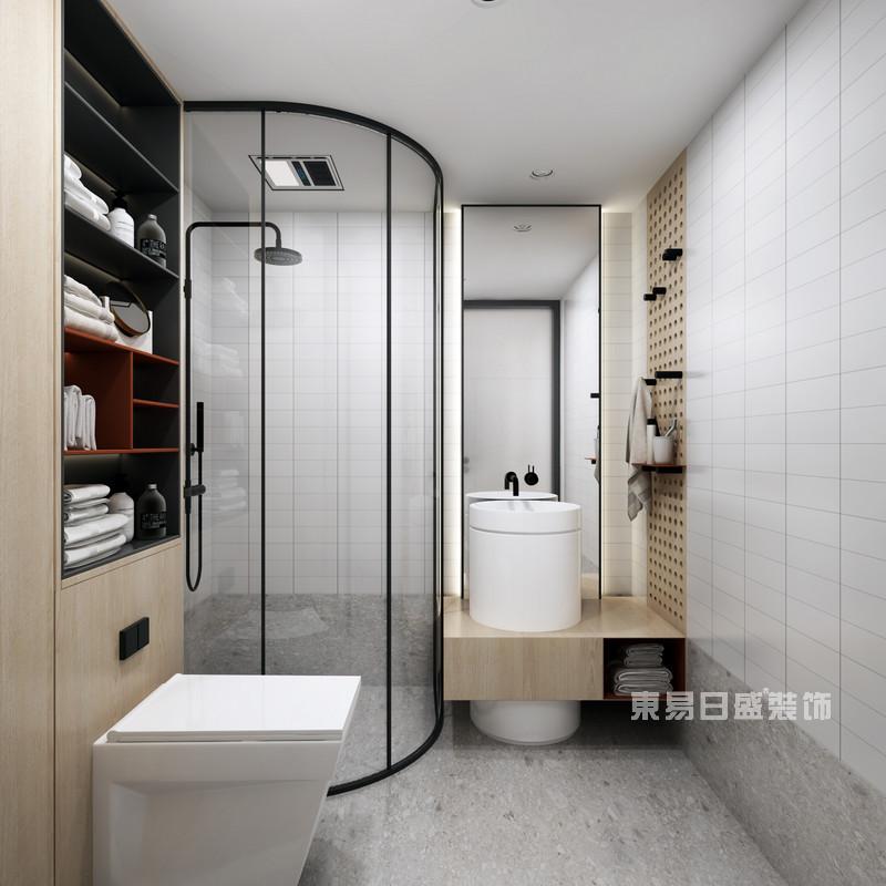小戶型設計-衛生間裝修效果圖