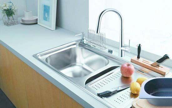 水槽安装效果图