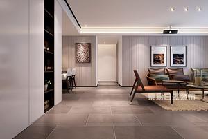 南京室内设计的极致简约,风格案例赏析