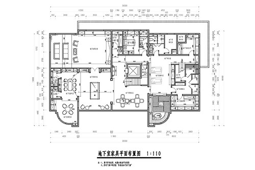 固安-欧式古典-1151㎡装修设计理念