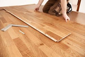 铺贴方式决定木地板的寿命