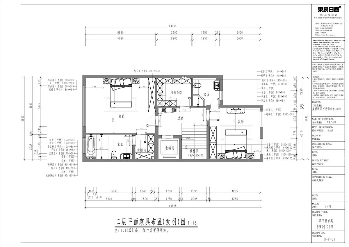 万达海公馆-新古典-380平装修设计理念