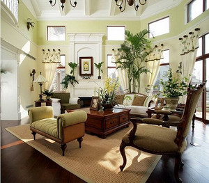 杭州别墅装修设计,东易日盛一般是怎么报价?