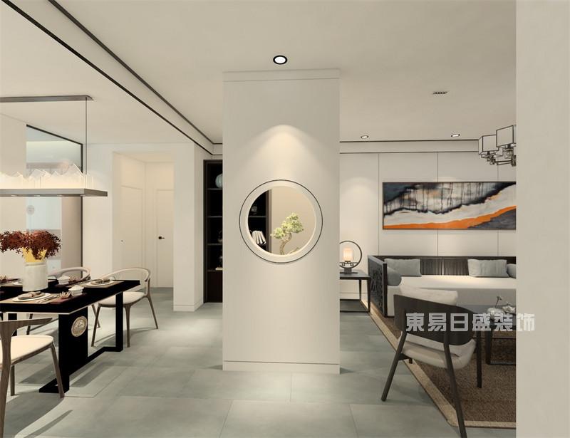 三居室裝修設計