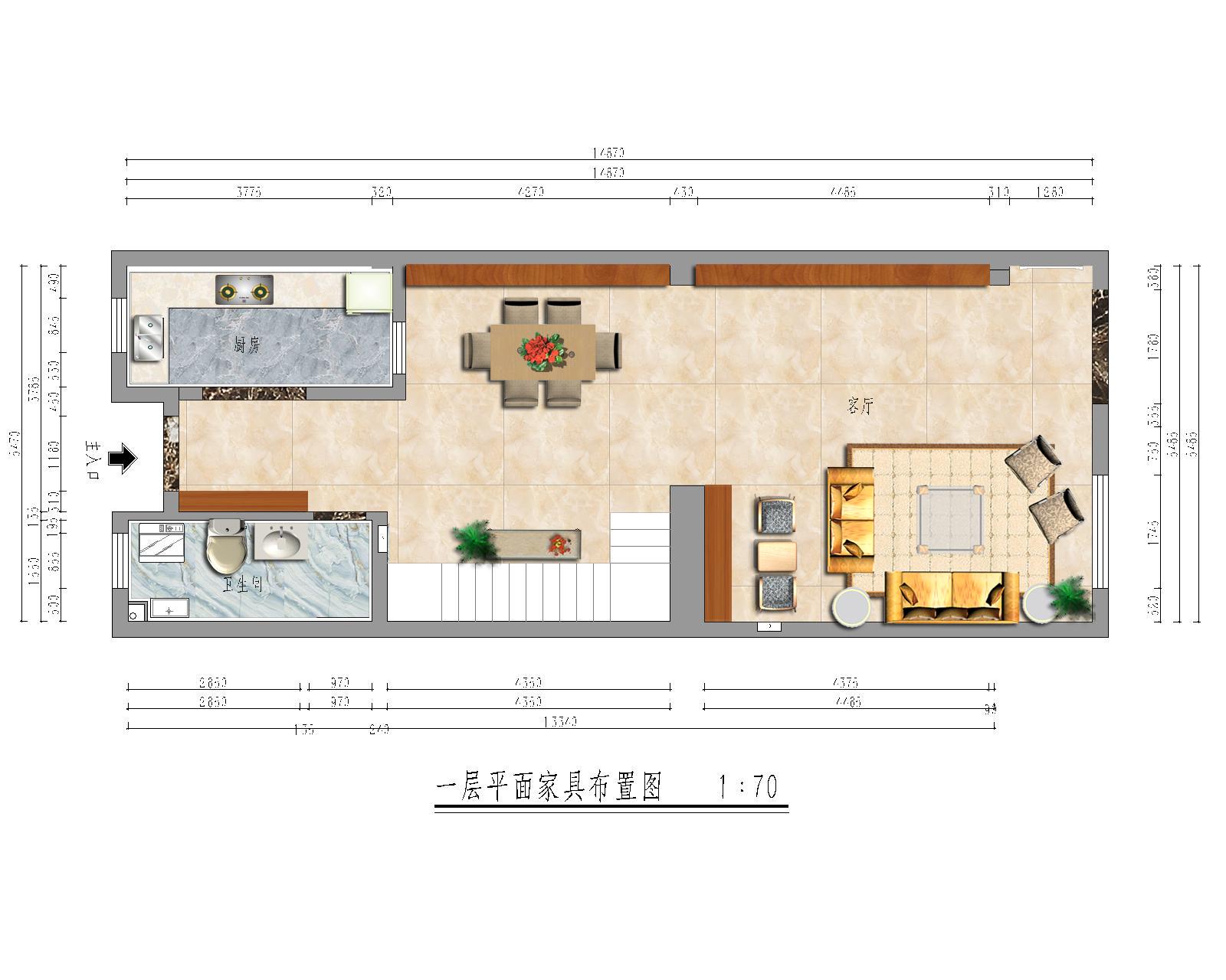 大溪谷 新中式风格 260㎡装修设计理念