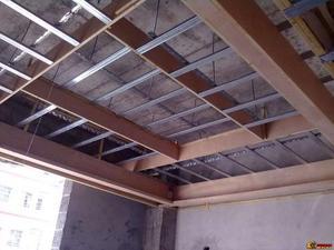铝扣板吊顶安装常见的问题及原因分析