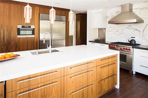 开放式厨房怎么装修?(图一)