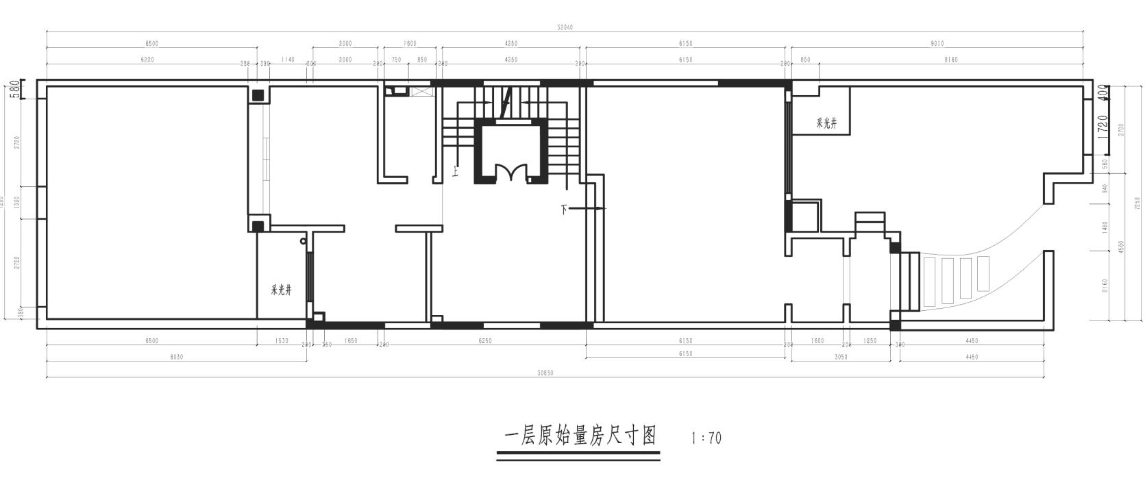 复地东山国际新古典420平米装修效果图装修设计理念