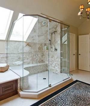 淋浴房选购技巧