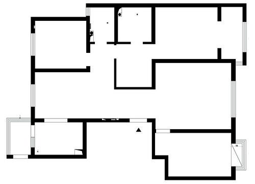 山西大医院现代简约145平米装修效果图装修设计理念