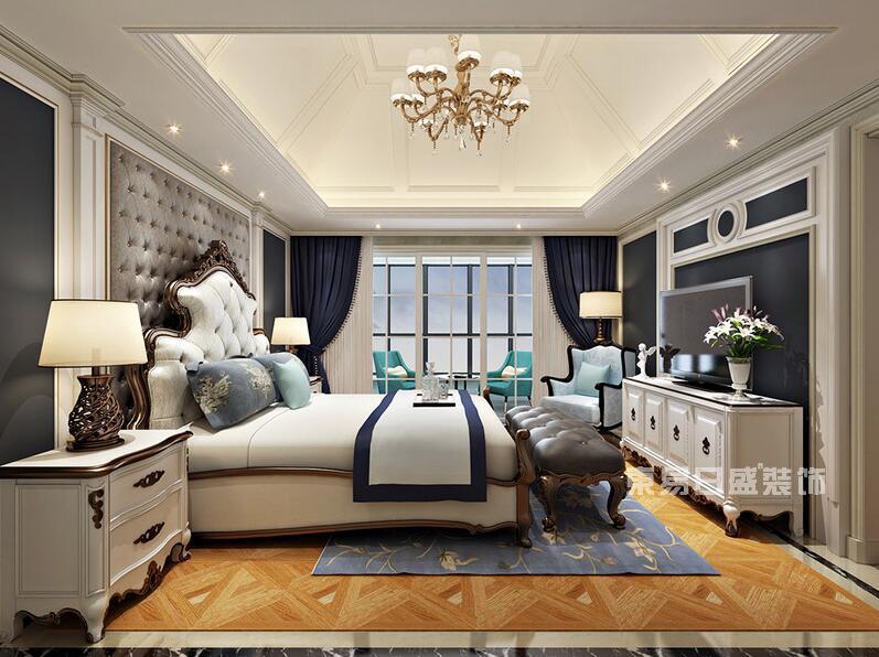 卧室背景墙装修三要点 打造温馨色调背景墙