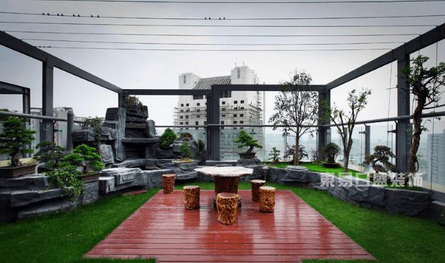 庭院设计,金华东易日盛